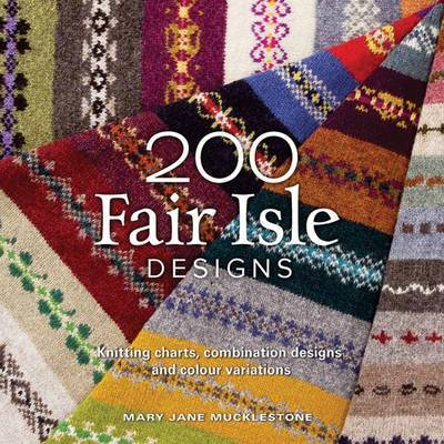 200 fair isle designs jamieson and smith m