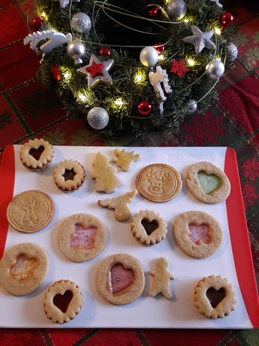 Sablés de Noël madebyfiona