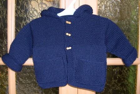 Duffle coat 1