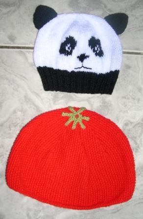 Bonnet panda 2