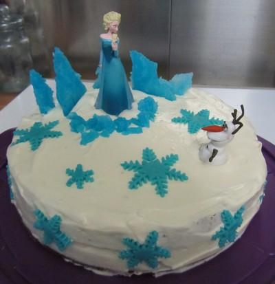 Reine des neiges madebyfiona 3