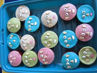 Muffins carambar madebyfiona2