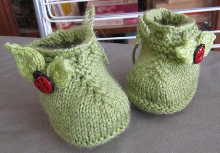 Chaussons peter pan 2