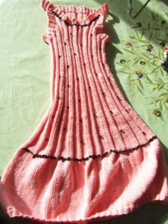 robe coton 5