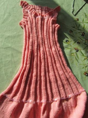 robe coton 9