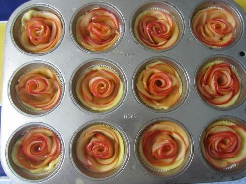 tarte pommes rose madebyfiona 1
