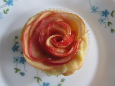 tarte pommes rose madebyfiona 5