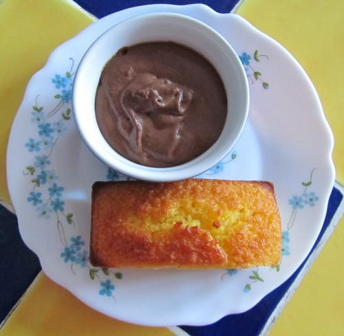 Mousse chocolat 4 quart madebyfiona