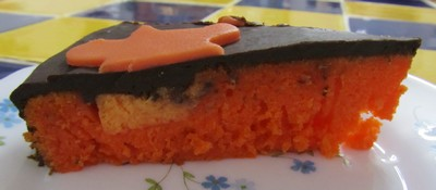 Gâteau orange chocolat 3 madebyfiona