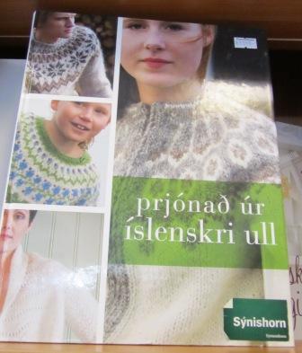 Livre tricot islande