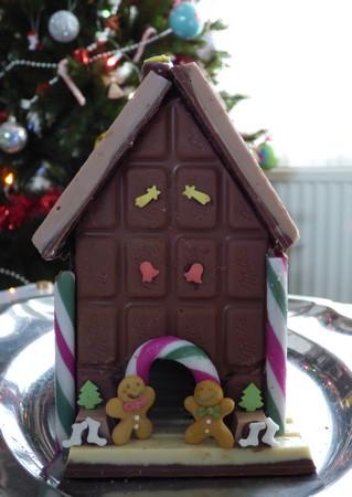Maison chocolat madebyfiona 2