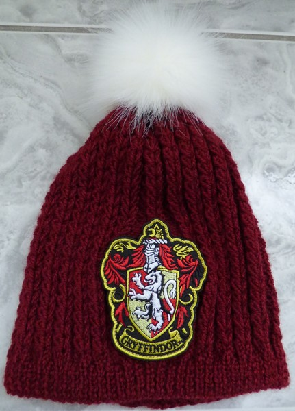 Bonnet harry potter madebyfiona 1