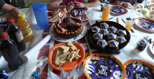 Gouter Harry Potter Madebyfiona