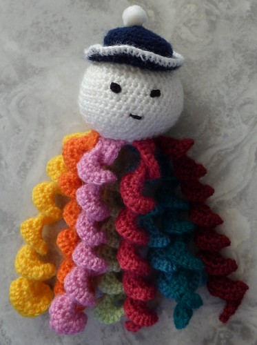 Pieuvre crochet madebyfiona 2