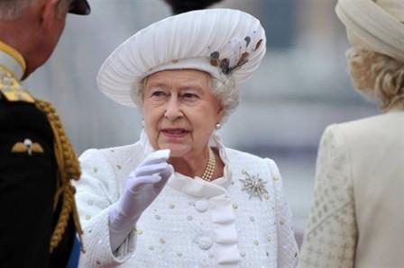 Queen plumeti