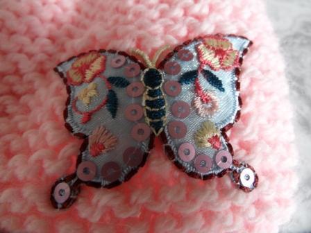Bonnet papillon 2